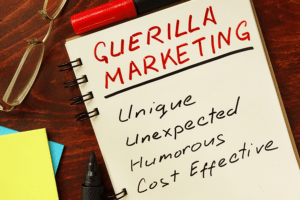 25 Best Guerrilla Marketing Ideas from the Pros