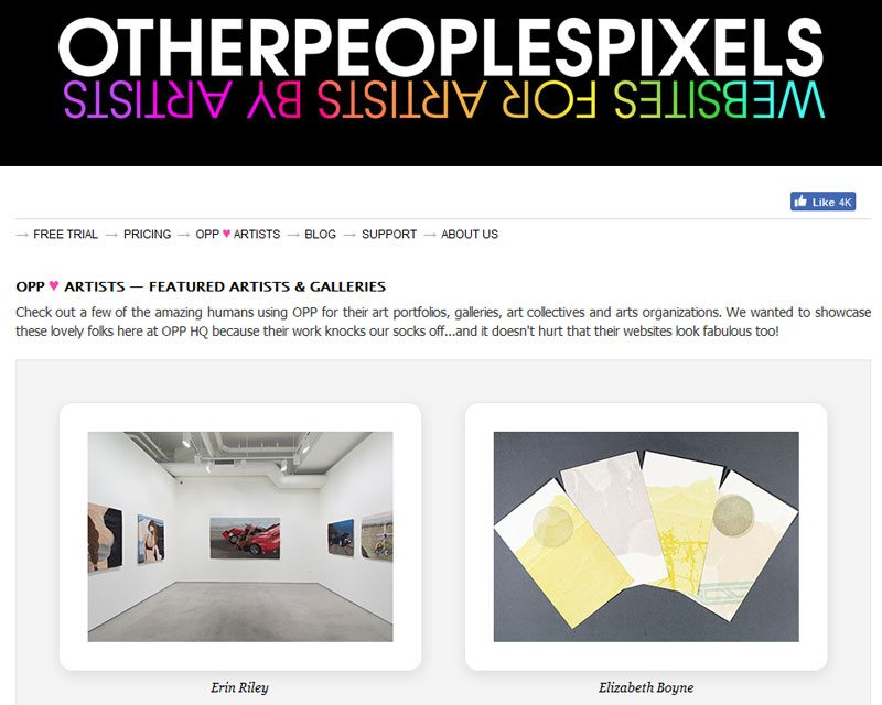 How to Sell Art Online - Other Peoples Pixels