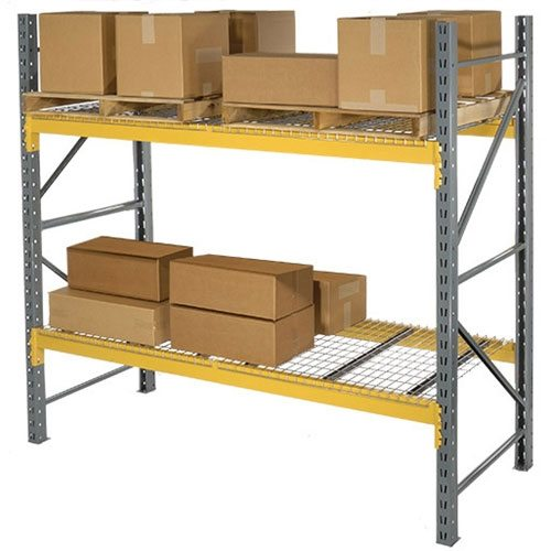 Warehouse Layout -- pallet rack shelving