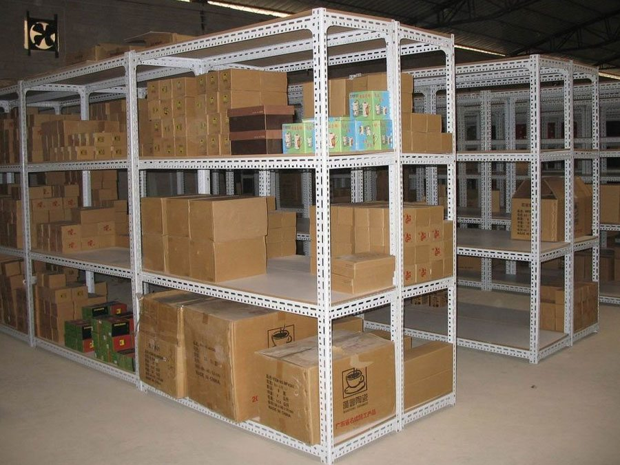 Warehouse Layout - smart storage spaces