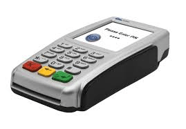 Accept credit cards - mobile credit card processing machine