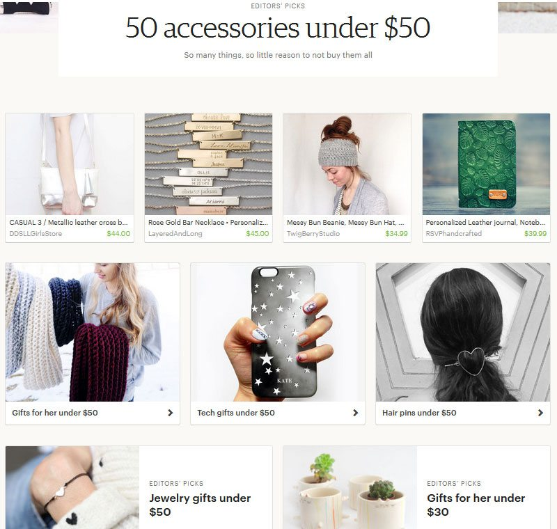 How to sell on Etsy - price points