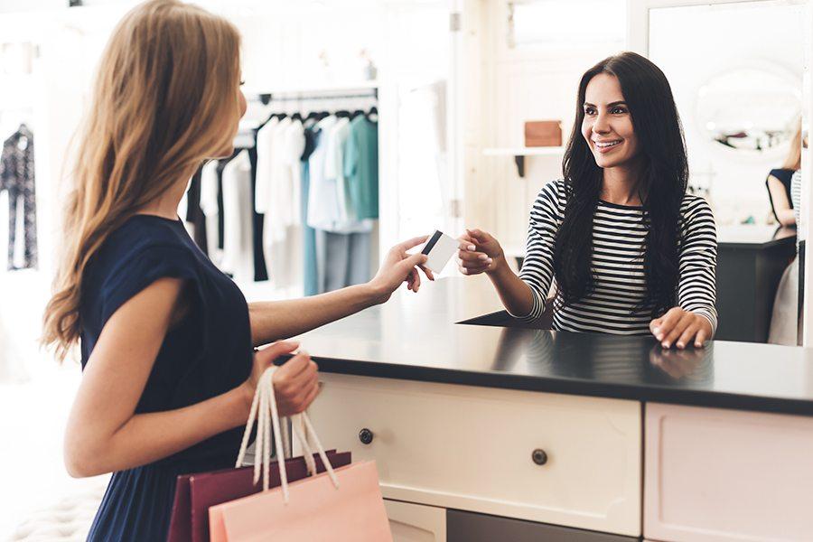 paying bills using credit card
