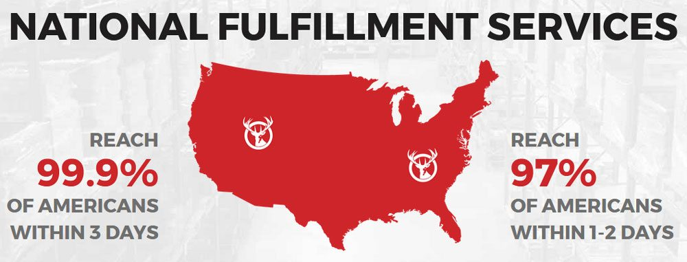 Fulfillment Warehouse - Redstag services