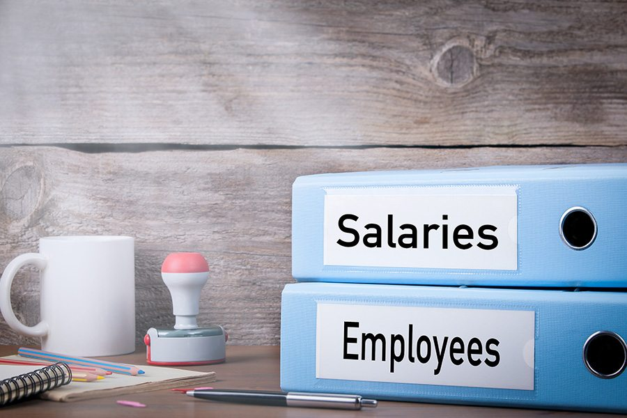 salary comparison  how to know if your small business is