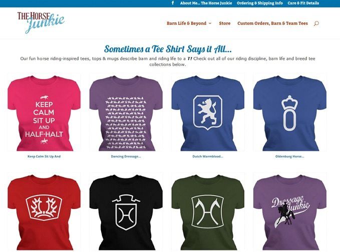 How to start a t-shirt business - t-shirt marketplaces