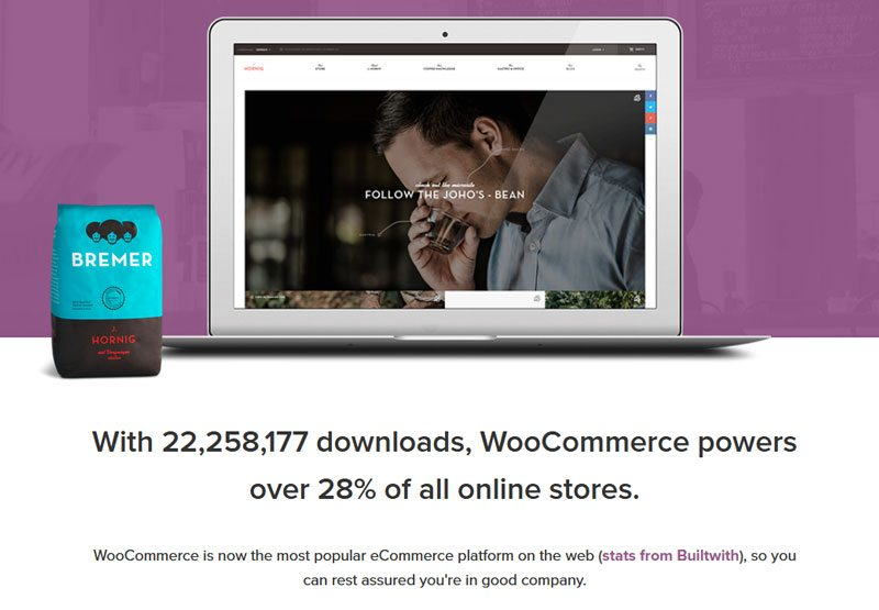 Top Shopify Competitors - WooCommerce for WordPress