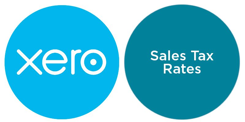 How to Set Up Sales Tax Rates in Xero
