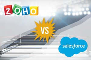 Zoho vs Salesforce – Who Wins for Small Business?