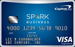 Capital One Card working capital