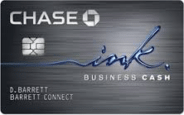 Chase Card working capital