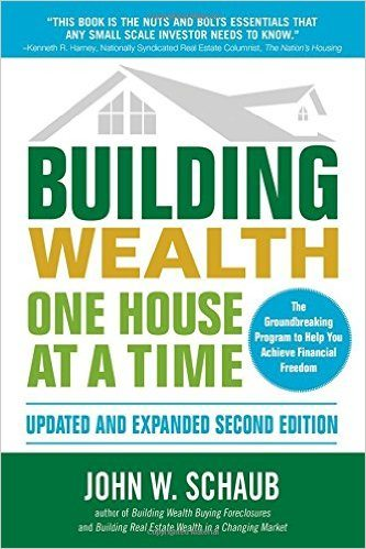 Building Wealth One House at a Time Real Estate books