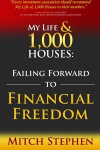 My Life & 1000 Houses, Failing Forward to Financial Freedom - Best Real Estate Books