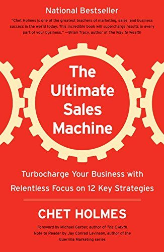 The Ultimate Sales Machine Real Estate books