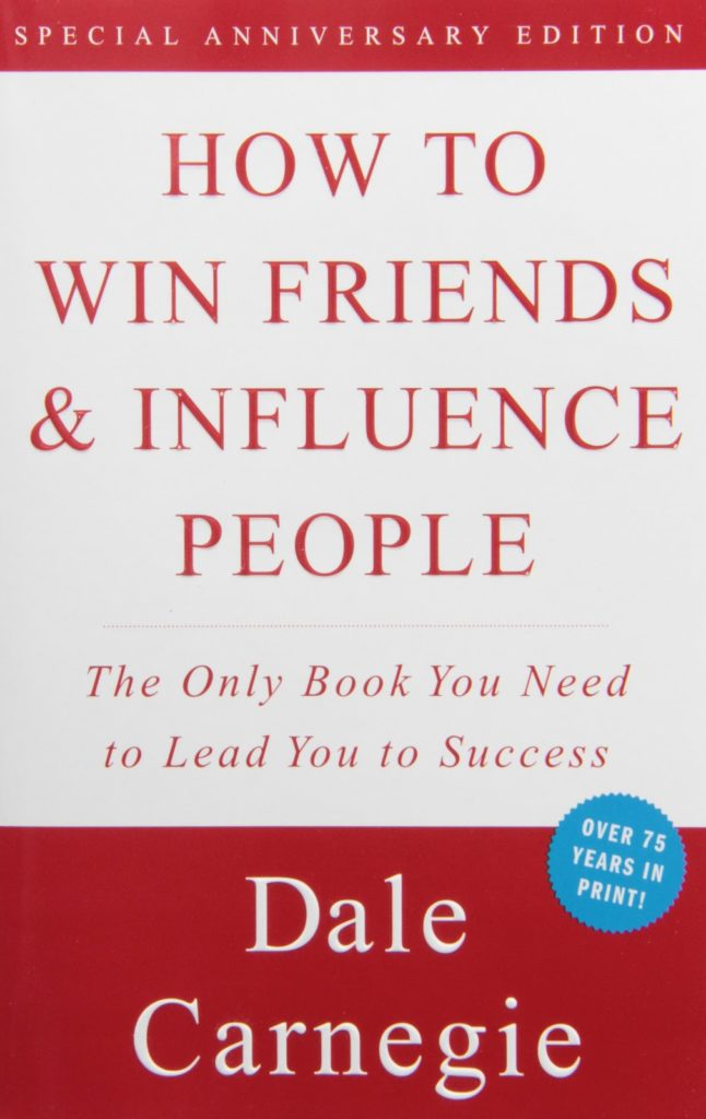 How To Win Friends and Influence People Real Estate books