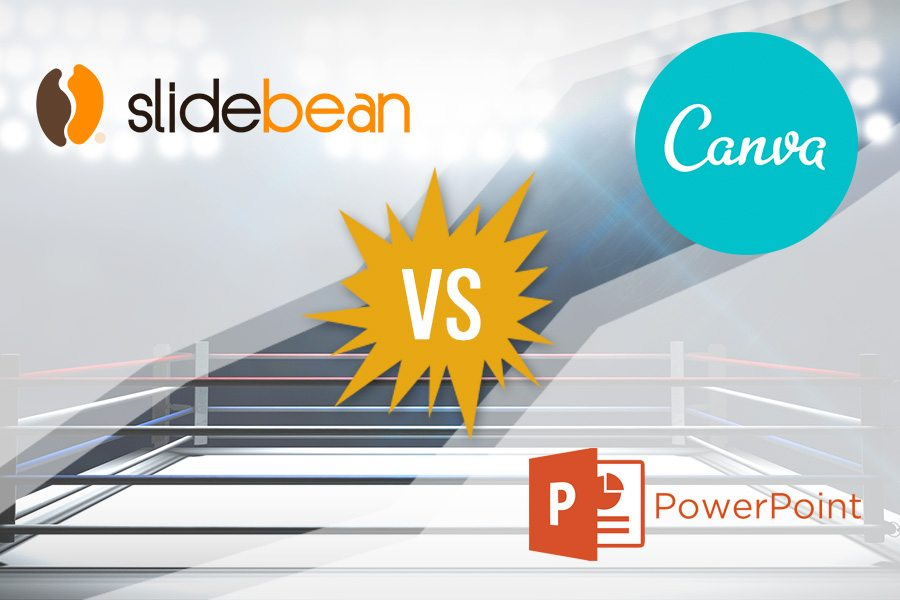best presentation software slidebean vs canva vs powerpoint
