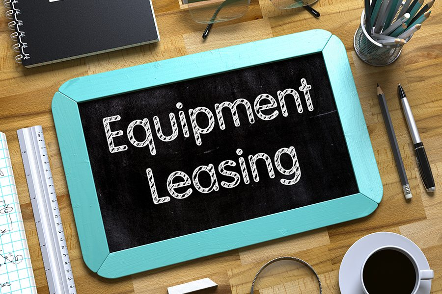 Thesis on equipment leasing