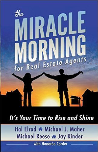 The Miracle Morning for Real Estate Agents Real Estate books