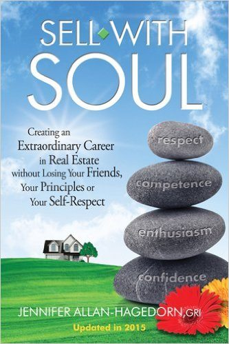 Sell With Soul Real Estate books