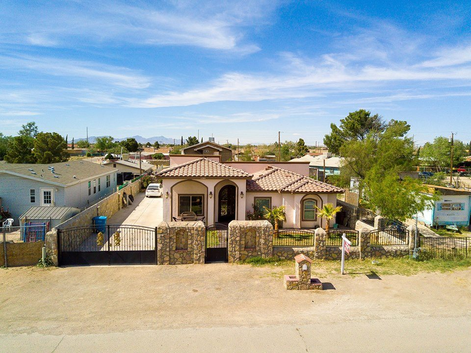 real estate photography pricing - vince sierra photography - el paso texas - drone - aerial