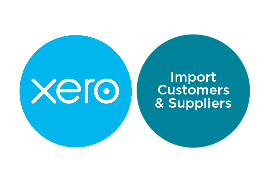 How to Import Customers and Suppliers in Xero