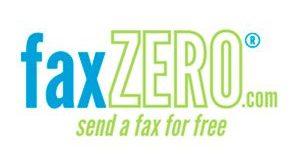 faxzero.com logo