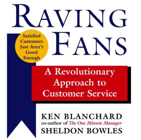 Raving Fans Real Estate books