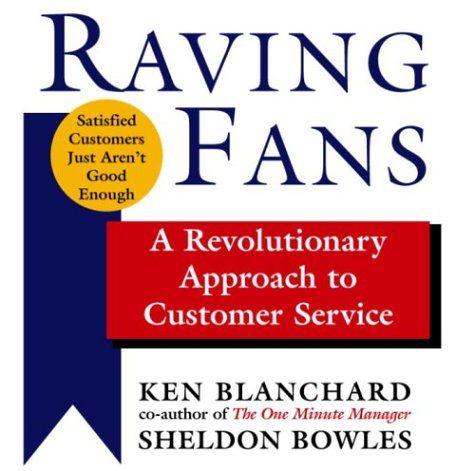 Raving Fans - Best Real Estate Books