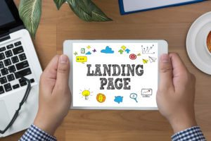 landing page examples