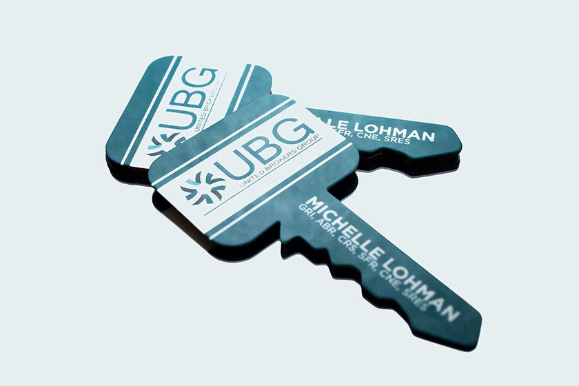 Michelle Lohman - Real Estate Business Cards