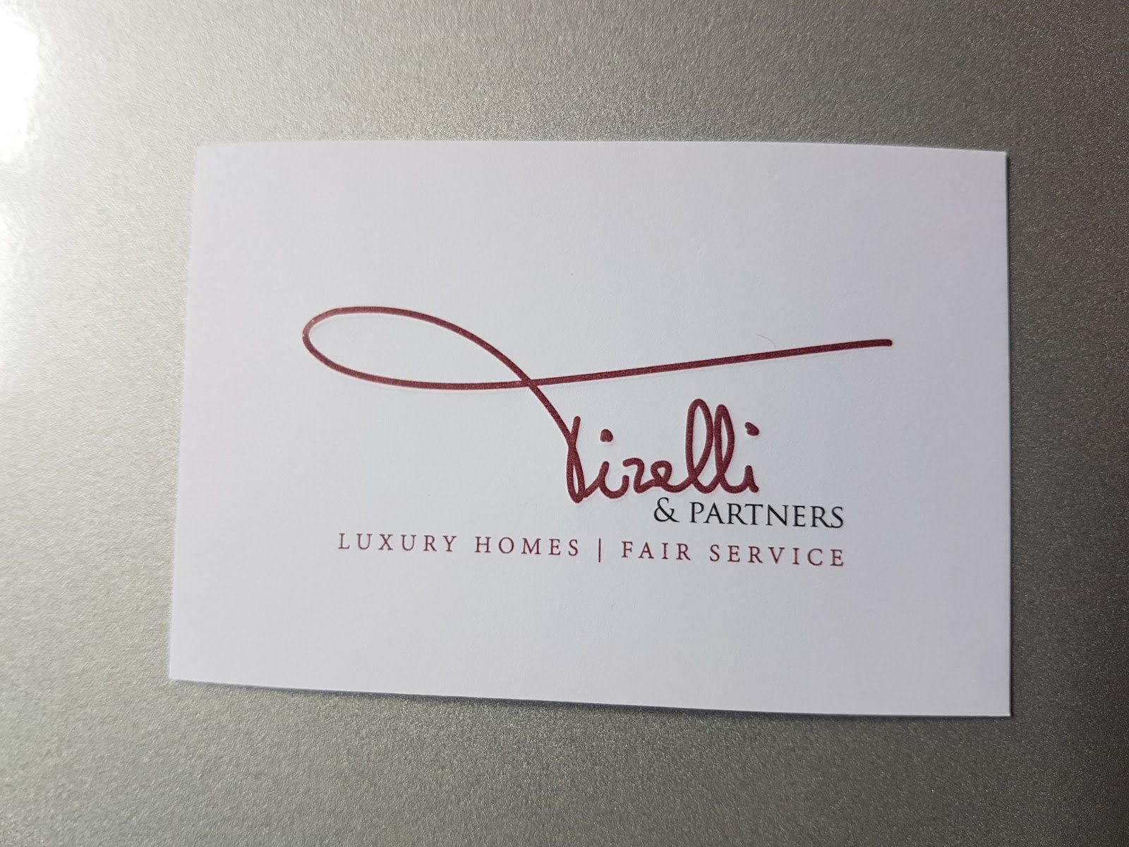 27 real estate business cards we love… – web hot 1