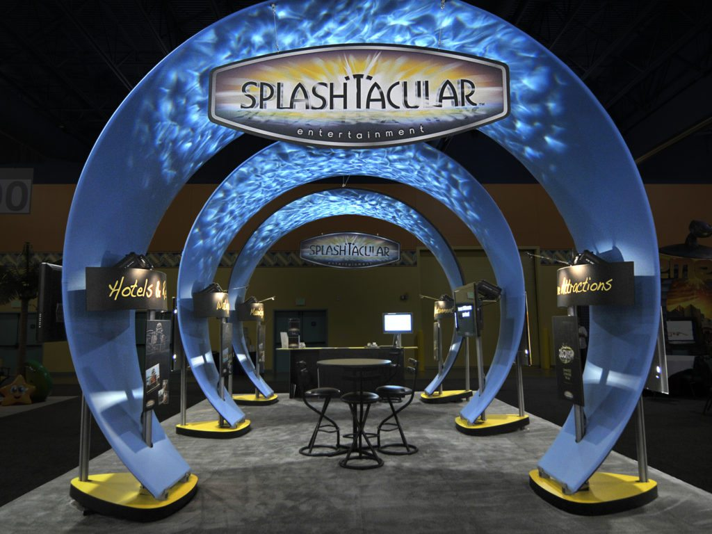 Exhibition Stand Games Ideas : Creative trade show display ideas examples