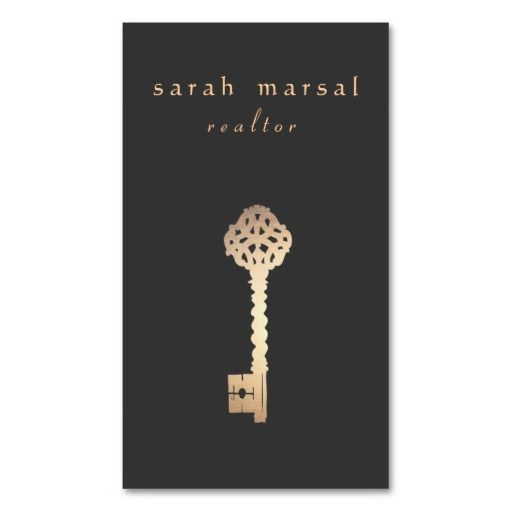 Sarah Marsal - Real Estate Business Cards