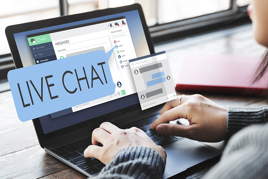 Webcan chat online