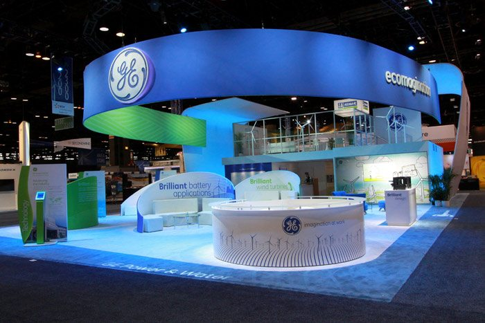 21 Creative Trade Show Display Ideas Amp Examples