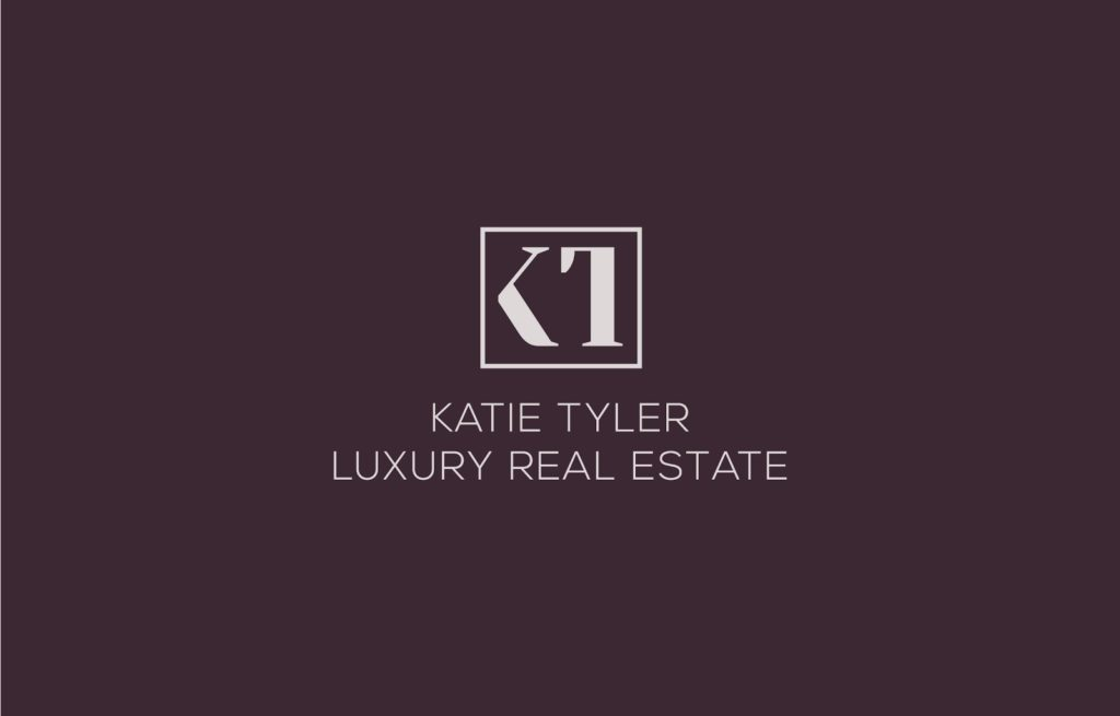 Katie Tyler Luxury Real Estate - Real Estate Business Cards