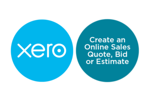 Lesson 3.1: How to Create an Online Sales Quote, Bid or Estimate in Xero