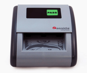 Magnetic Ink Scanners - counterfeit money