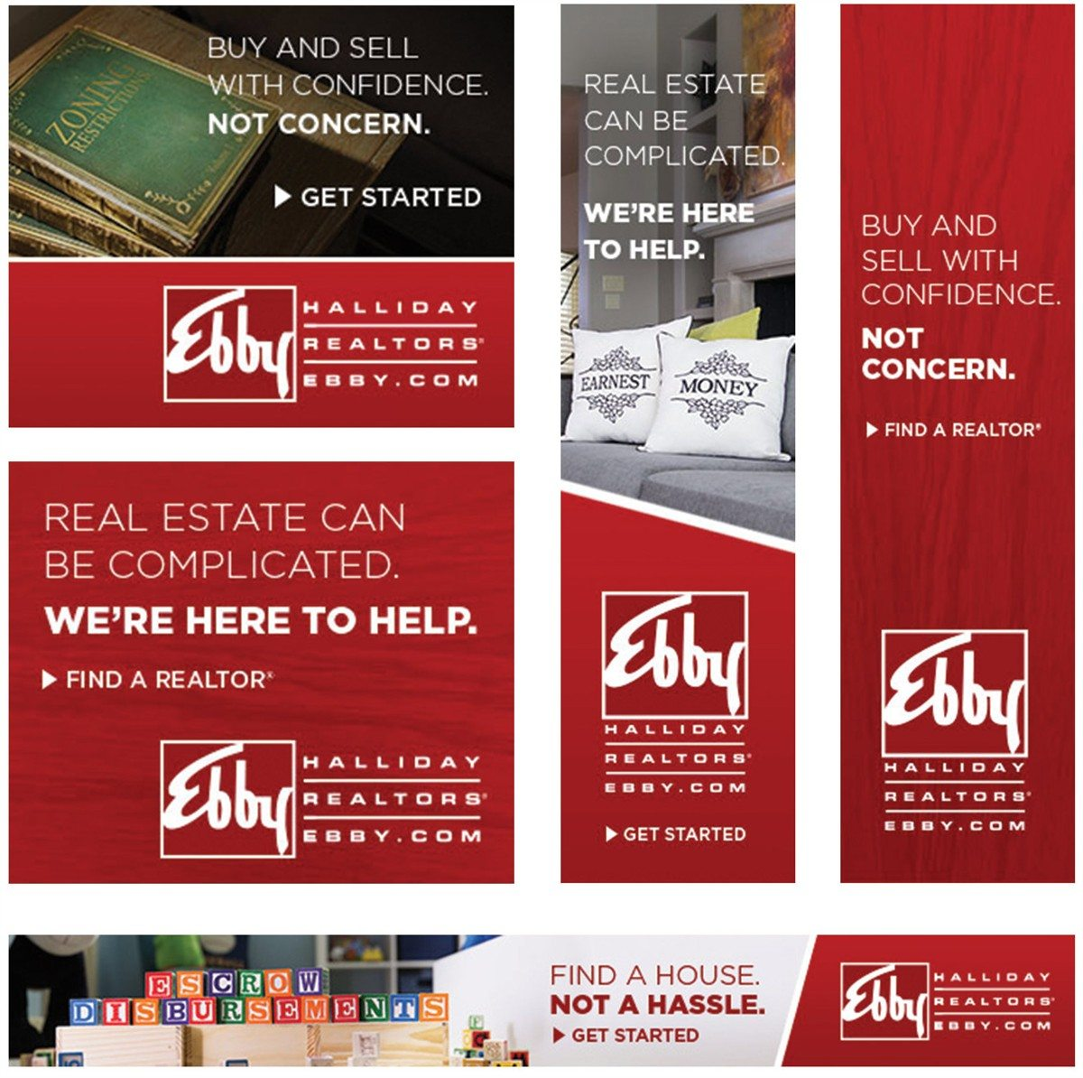 real estate taglines
