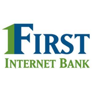 First Internet Bank Logo - Business Savings Bank