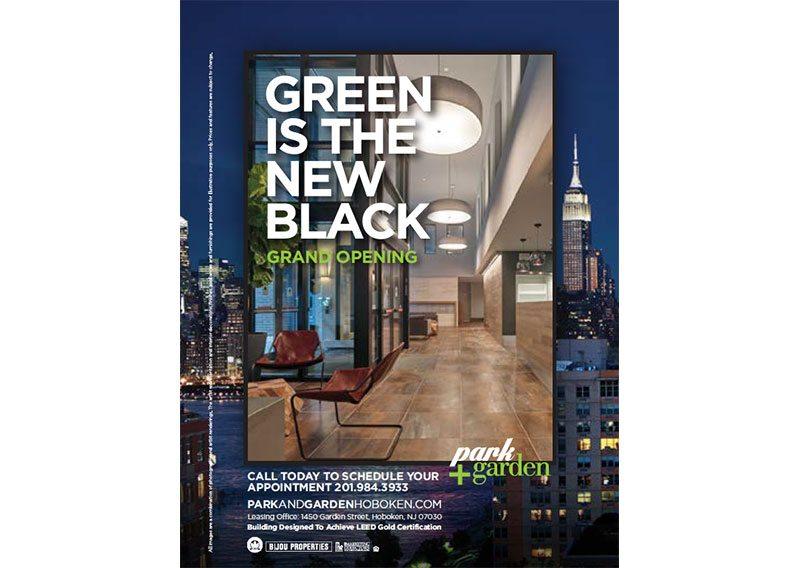 Park + Garden - real estate ads