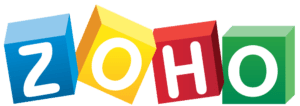 zoho sales software