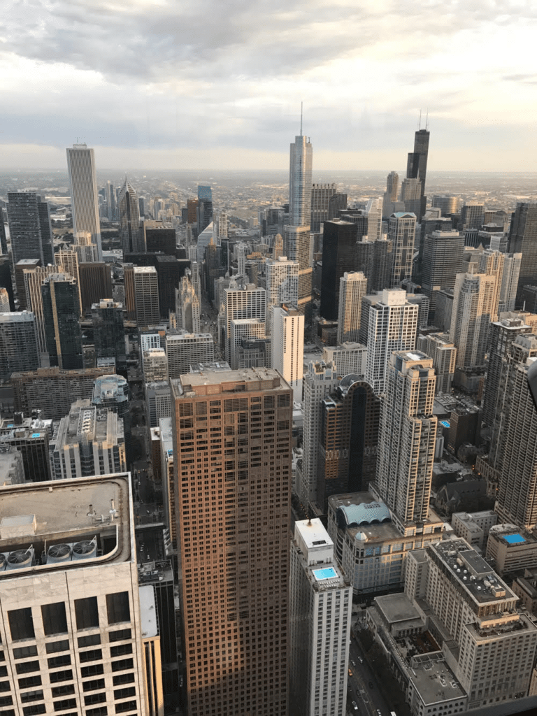IRCE ecommerce conference Chicago view
