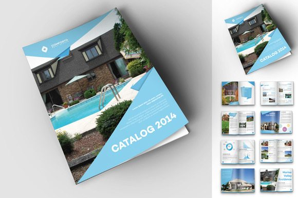 Beautiful Real Estate Brochure