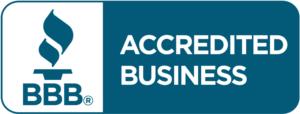 BBB accreditation badge