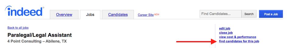 IT Recruitment: Source candidates