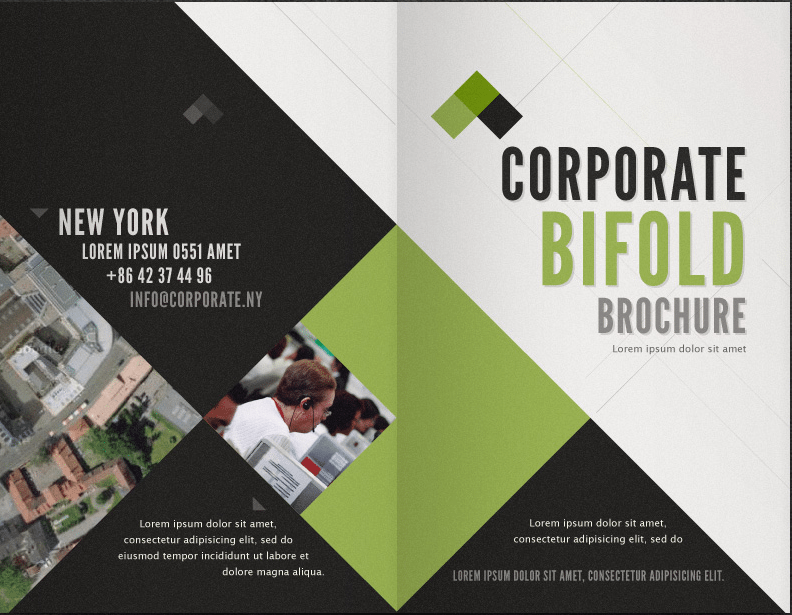 Brochure Templates Top Free And Paid Options - Foldable brochure template