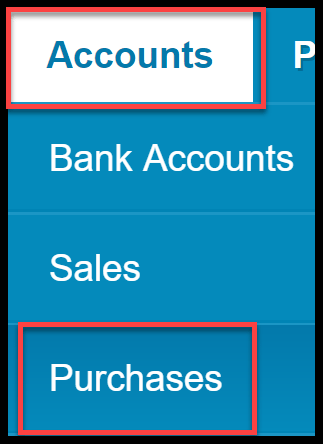 create a bill in xero