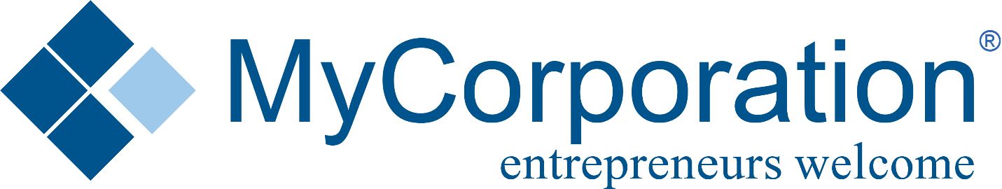 mycorporation logo