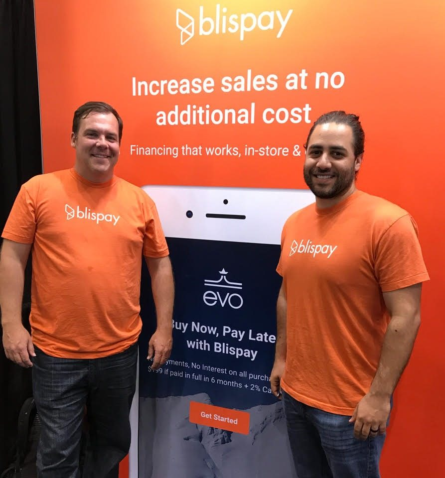 IRCE ecommerce conference attendee Blispay